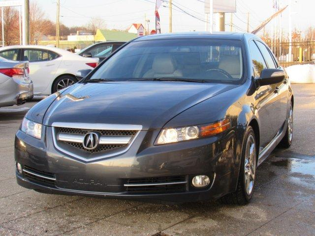Pre-Owned 2007 Acura TL 4dr Sdn AT Navigation