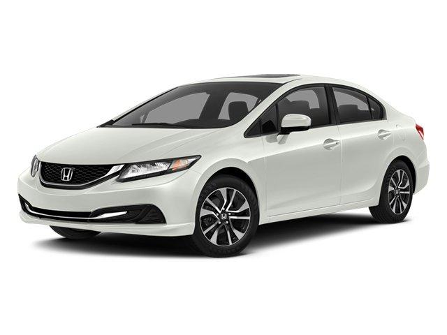 Pre-Owned 2014 Honda Civic 4dr CVT EX