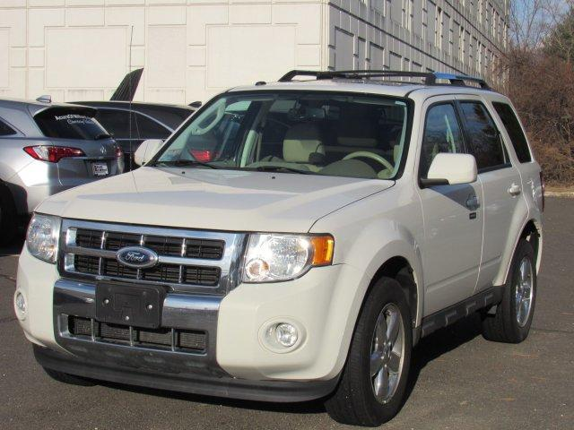 Pre-Owned 2012 Ford Escape 4WD 4dr Limited