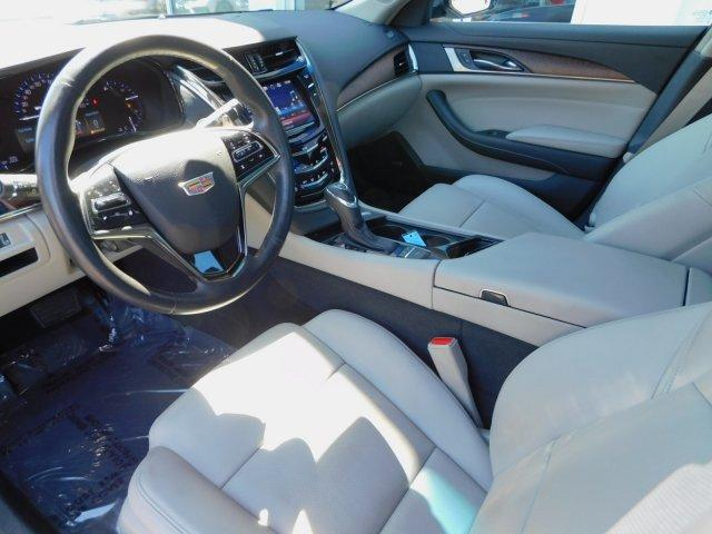 Pre-Owned 2016 Cadillac CTS 4dr Sdn 2.0L Turbo Luxury Collectio