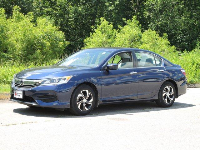 Certified Pre-Owned 2016 Honda Accord 4dr I4 CVT LX