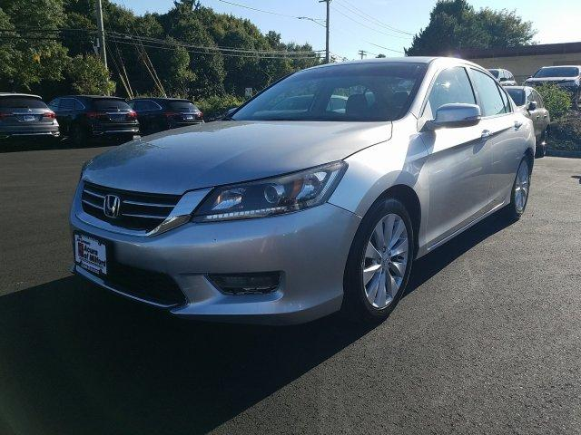 Pre-Owned 2014 Honda Accord 4dr I4 CVT EX-L
