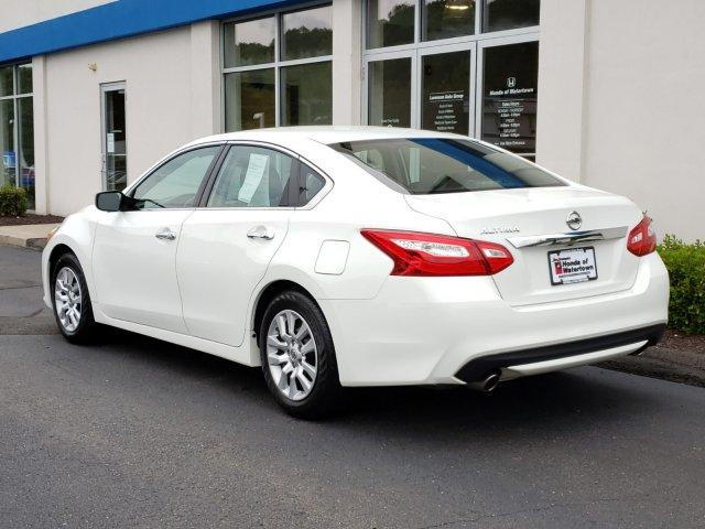 Pre-Owned 2016 Nissan Altima 4dr Sdn I4 2.5 S