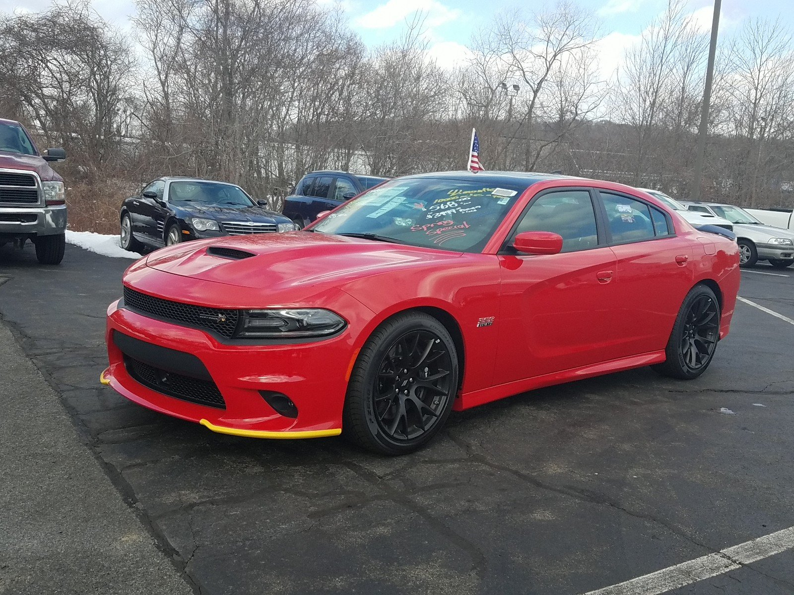 New 2018 Dodge Charger R/T Scat Pack