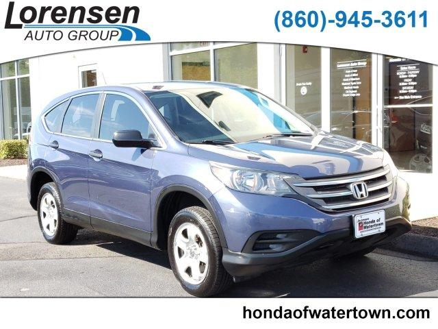 Certified Pre-Owned 2014 Honda CR-V AWD 5dr LX