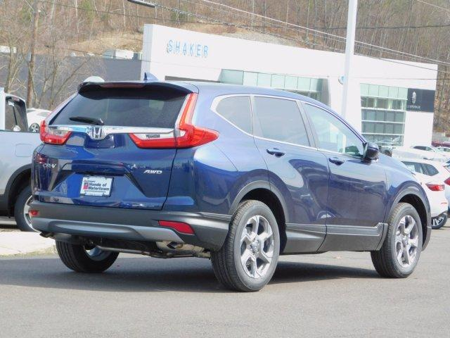 Certified Pre-Owned 2019 Honda CR-V EX-L AWD