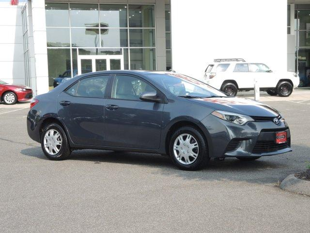 Certified Pre-Owned 2016 Toyota Corolla 4dr Sdn Auto L