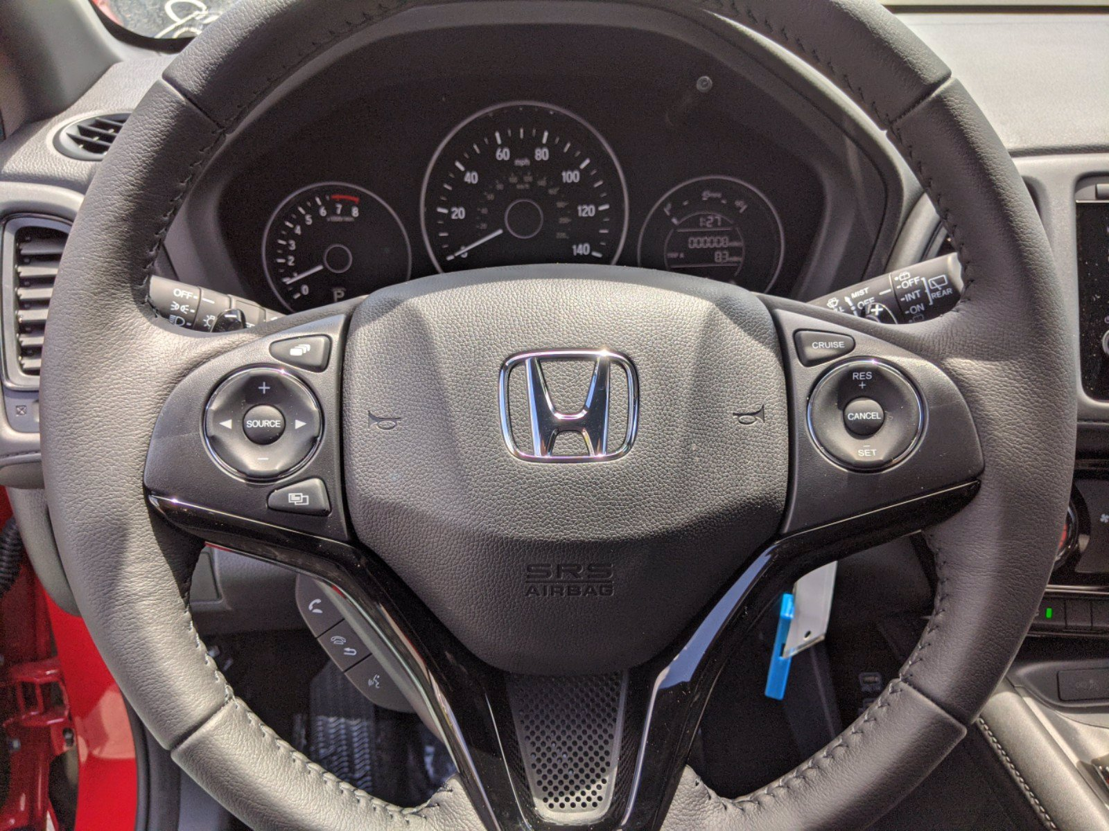New 2020 Honda HR-V Sport