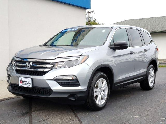 Certified Pre-Owned 2017 Honda Pilot LX AWD