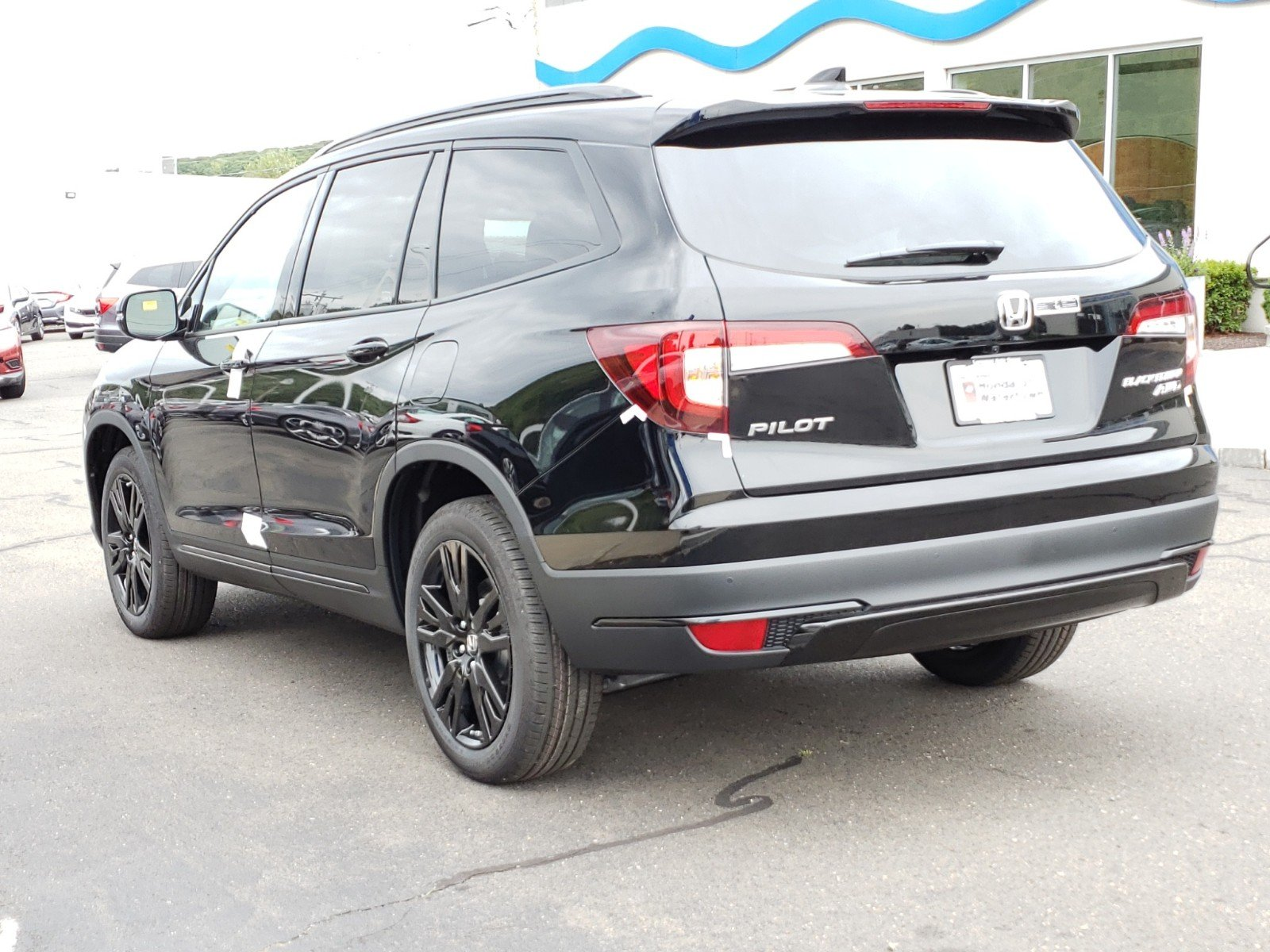 New 2020 Honda Pilot Black Edition