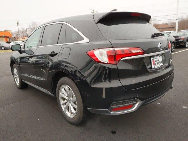 Pre-Owned 2016 Acura RDX AWD 4dr Tech Pkg