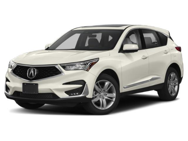 New 2020 Acura RDX AWD w/Advance Pkg