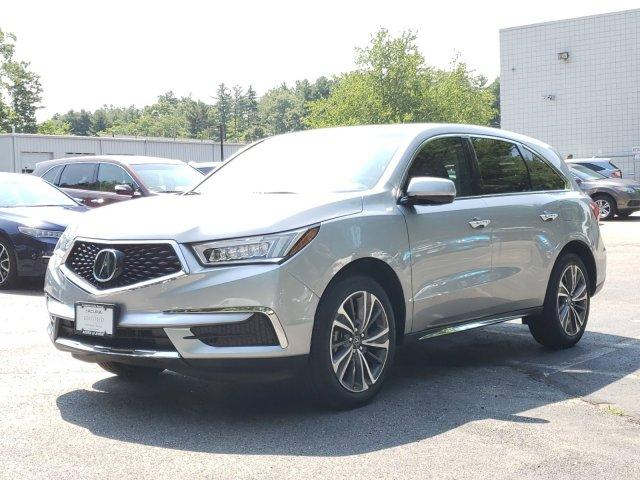 Certified Pre-Owned 2019 Acura MDX SH-AWD w/Technology Pkg