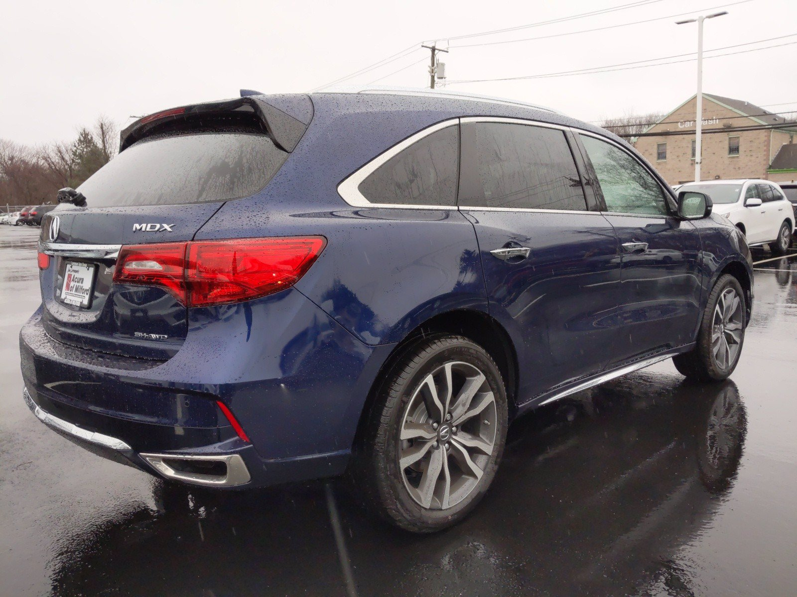 New 2020 Acura MDX w/Advance Pkg