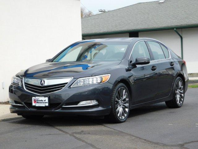 Certified Pre-Owned 2016 Acura RLX 4dr Sdn Tech Pkg