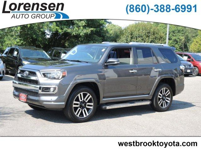 Certified Pre-Owned 2019 Toyota 4Runner Limited 4WD