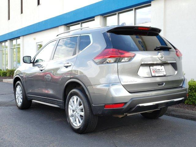 Pre-Owned 2017 Nissan Rogue AWD SV