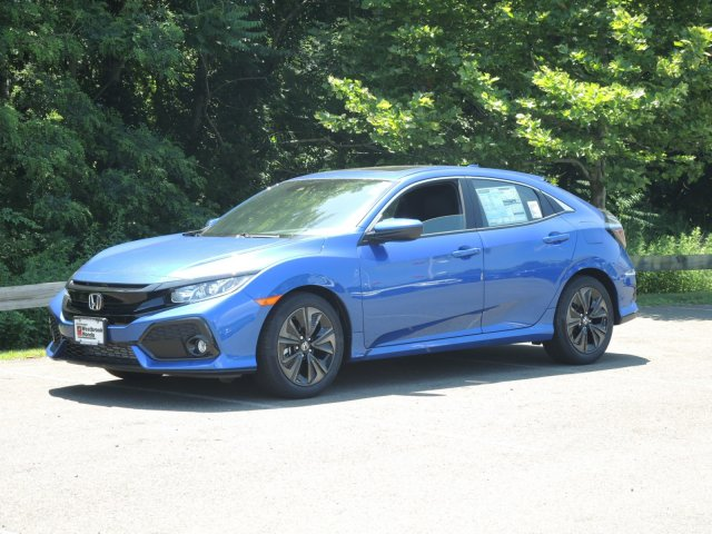 New 2019 Honda Civic Hatchback EX
