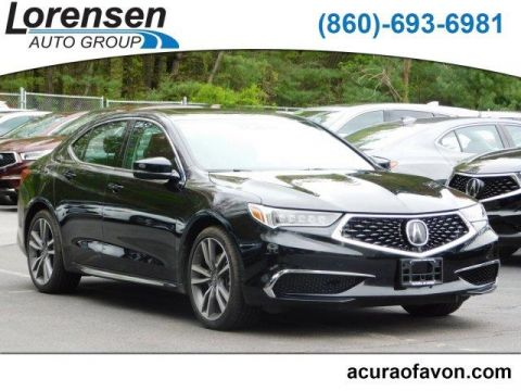 Certified Pre-Owned 2019 Acura TLX 3.5L SH-AWD w/Technology Pkg