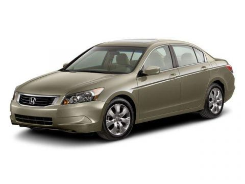 Pre-Owned 2010 Honda Accord 4dr I4 Auto EX-L