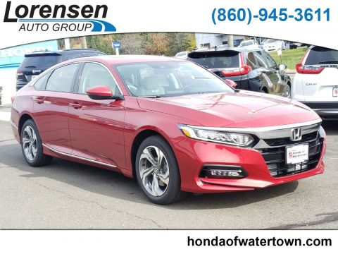 New 2020 Honda Accord Sedan EX-L 2.0T