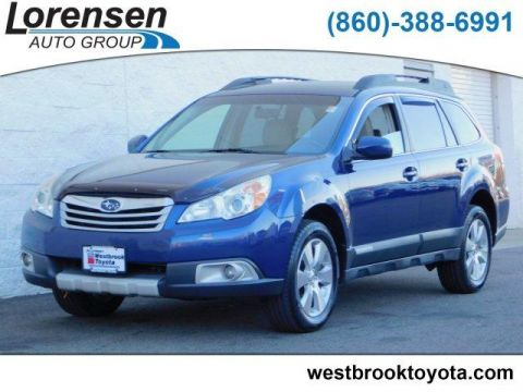 Pre-Owned 2011 Subaru Outback 4dr Wgn H6 Auto 3.6R Limited