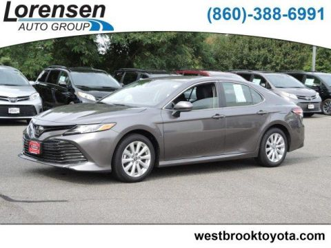 Certified Pre-Owned 2019 Toyota Camry LE Auto