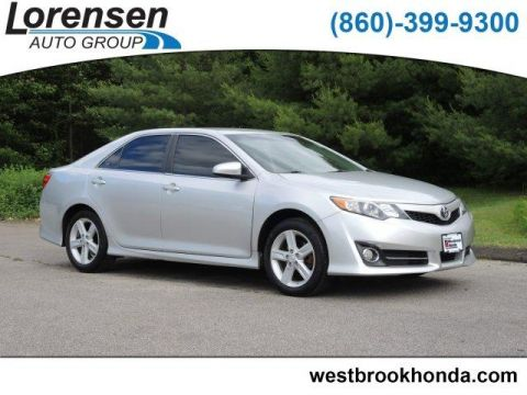 Pre-Owned 2014 Toyota Camry 2014.5 4dr Sdn I4 Auto SE