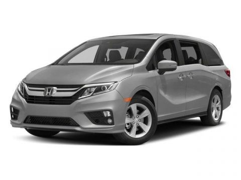 Certified Pre-Owned 2018 Honda Odyssey EX-L Auto