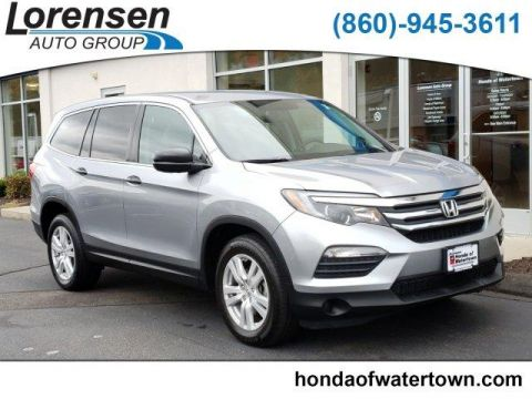 Certified Pre-Owned 2016 Honda Pilot AWD 4dr LX