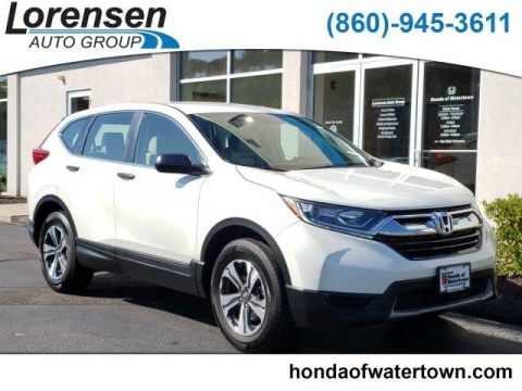 Certified Pre-Owned 2017 Honda CR-V LX AWD
