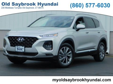 New 2019 Hyundai Santa Fe SEL Plus