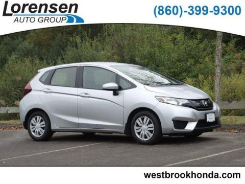 Certified Pre-Owned 2016 Honda Fit 5dr HB CVT LX
