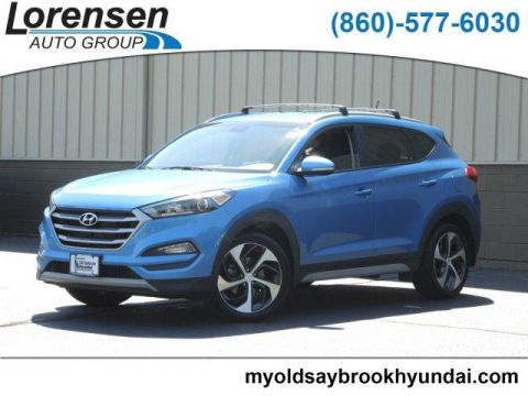 Certified Pre-Owned 2017 Hyundai Tucson Sport AWD